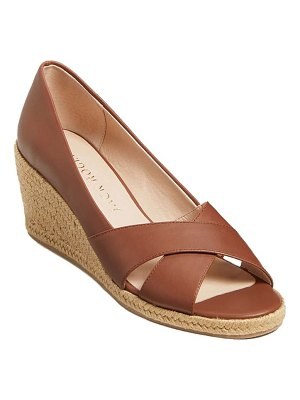 Jack Rogers palmer woven wedge sandal