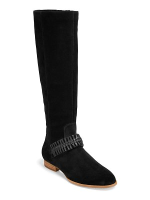 Jack Rogers Tinsley Suede Knee Boots