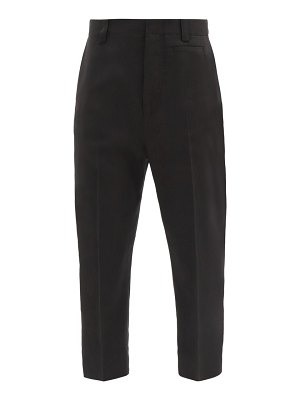 JACQUEMUS gardian cropped tailored trousers