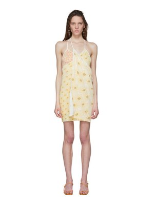 JACQUEMUS multicolor la robe boca dress