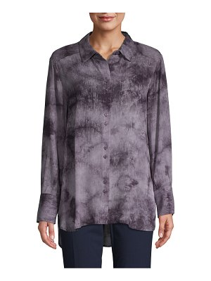 Jak & Rae Printed Long-Sleeve Shirt