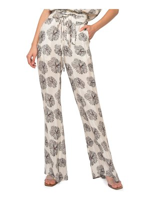 Jaline Lisa Self-Tie Floral Lounge Pants
