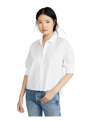 James Perse boxy shirt