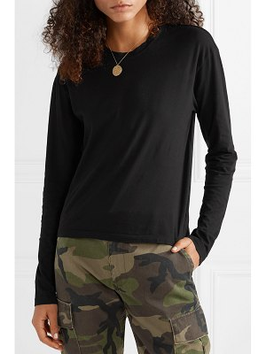 James Perse cotton-jersey top