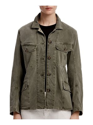 James Perse easy fit surplus jacket