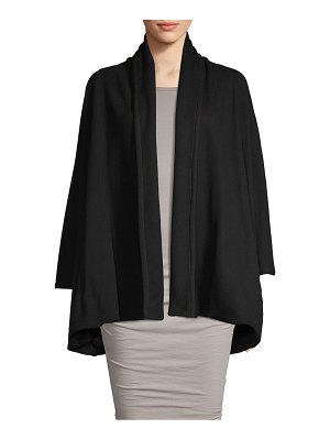 James Perse Open-Front Cardigan