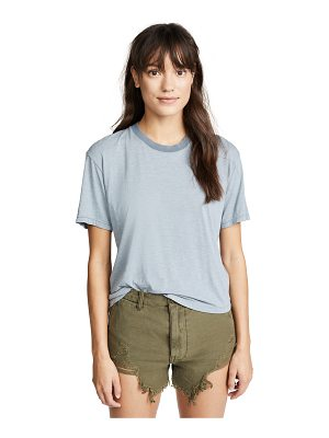 James Perse relaxed sleeve tee