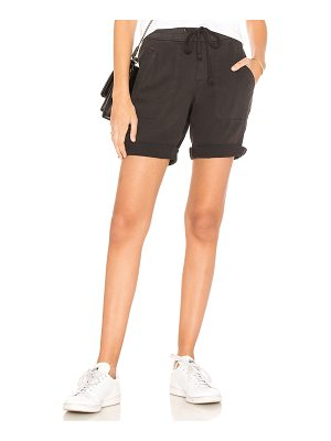 James Perse Soft Drape Utility Short