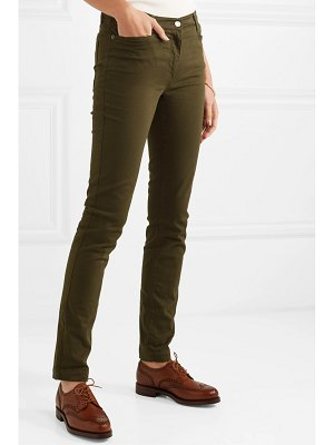 James Purdey & Sons mid-rise skinny jeans