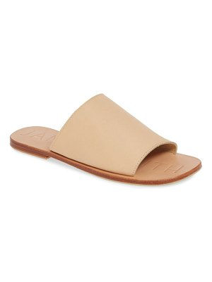 JAMES SMITH off duty slide sandal