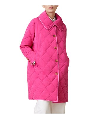 JANE POST Iconic Jane Quilted Coat