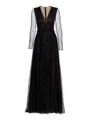 Jason Wu Collection lurex lace gown