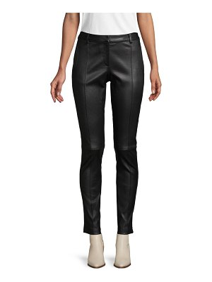 Jason Wu Collection Stovepipe Leather Pants