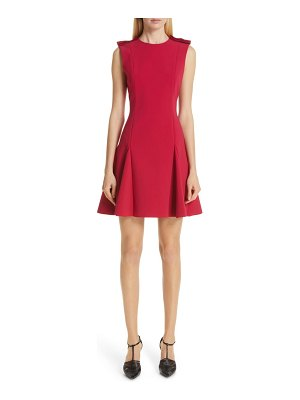 Jason Wu Collection stretch crepe godet dress