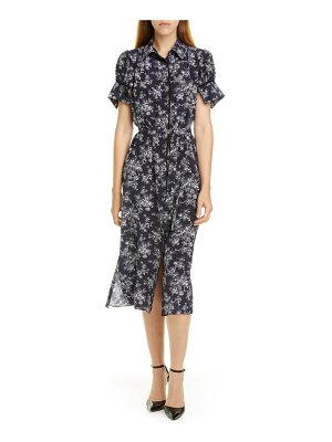 Jason Wu floral shirtdress