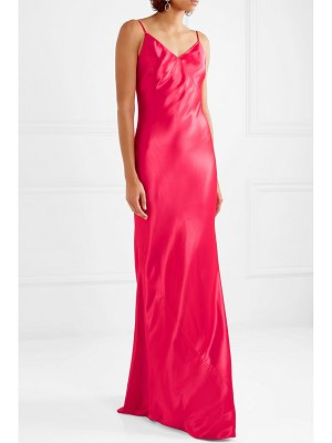 Jason Wu satin-crepe gown