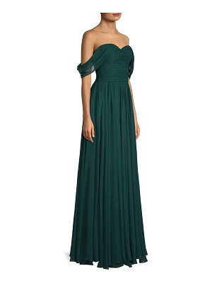 Jason Wu silk chiffon ball gown