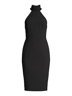 Jay Godfrey soori choker sheath dress