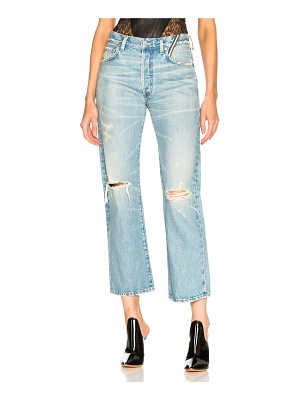 JEAN ATELIER Laurent High Rise Flare
