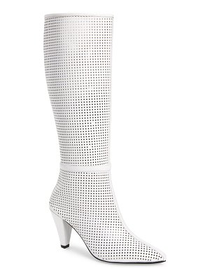 Jeffrey Campbell candle knee high boot