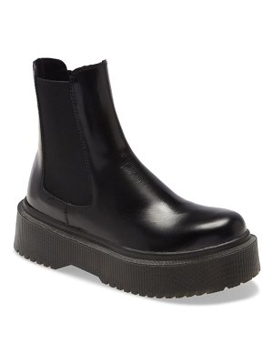 Jeffrey Campbell destructs platform chelsea boot