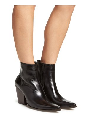 Jeffrey Campbell elevated bootie