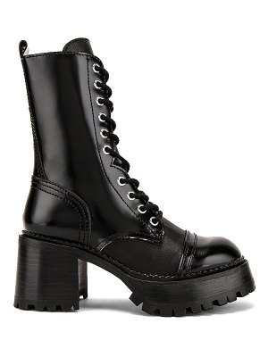 Jeffrey Campbell locust lace up boot