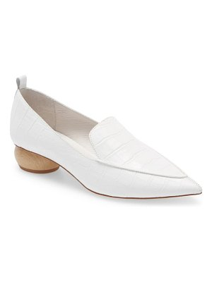 Jeffrey Campbell viona pointed toe loafer