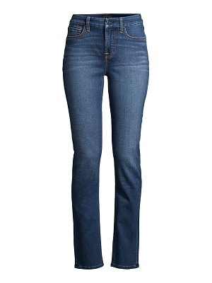Jen7 slim straight sculpting jeans
