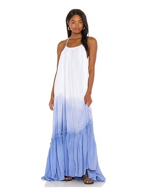 Jen's Pirate Booty ombre krishna maxi dress