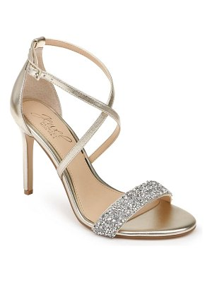 JEWEL BADGLEY MISCHKA nanna embellished sandal