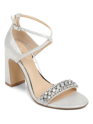 JEWEL BADGLEY MISCHKA penny ankle strap sandal