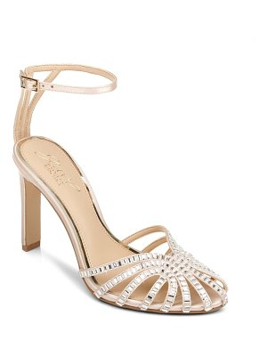 JEWEL BADGLEY MISCHKA polly ankle strap pump
