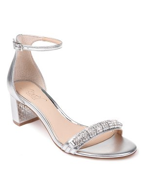 JEWEL BADGLEY MISCHKA ramsay ankle strap sandal