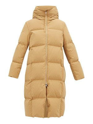 Jil Sander city hooded padded coat