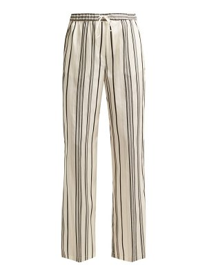 Jil Sander Gianmarco Silk Trousers