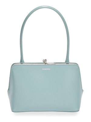 Jil Sander Goji Mini Frame Top-Handle Bag