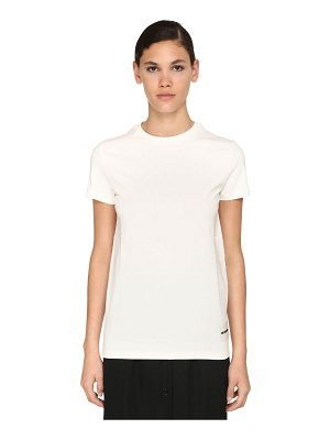 Jil Sander Pack of 3 cotton jersey t-shirts