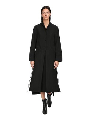 Jil Sander Viscose blend shirt dress