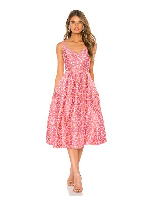 Jill Jill Stuart fit and flare dress