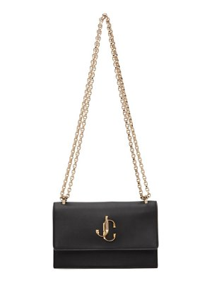 Jimmy Choo black bohemia chain bag