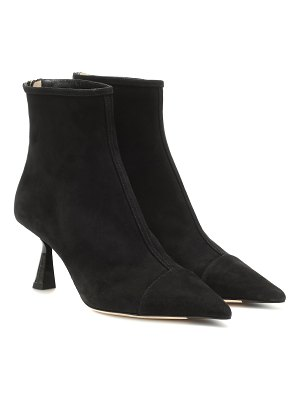 Jimmy Choo kix 65 suede ankle boots