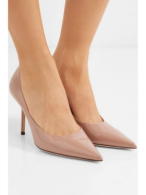 Jimmy Choo love 85 patent-leather pumps