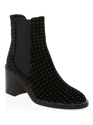Jimmy Choo merril studded leather booties