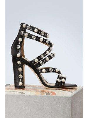 Jimmy Choo Moore 100 sandals