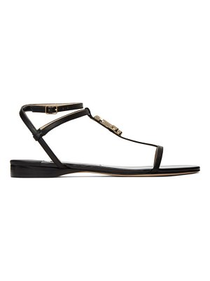 Jimmy Choo patent alodie sandals