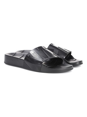 Jimmy Choo rey slides