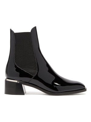 Jimmy Choo rourke 45 patent-leather chelsea boots