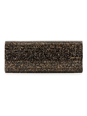 Jimmy Choo Sweetie Twinkle Glitter Clutch Bag
