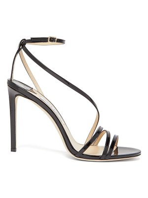 Jimmy Choo tesca 100 patent-leather sandals